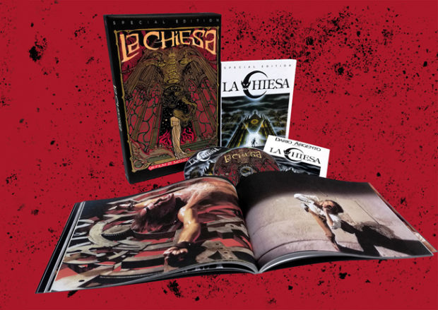 La Chiesa, nuova vita in BD Special Edition