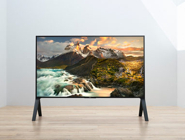 Sony TV ZD9