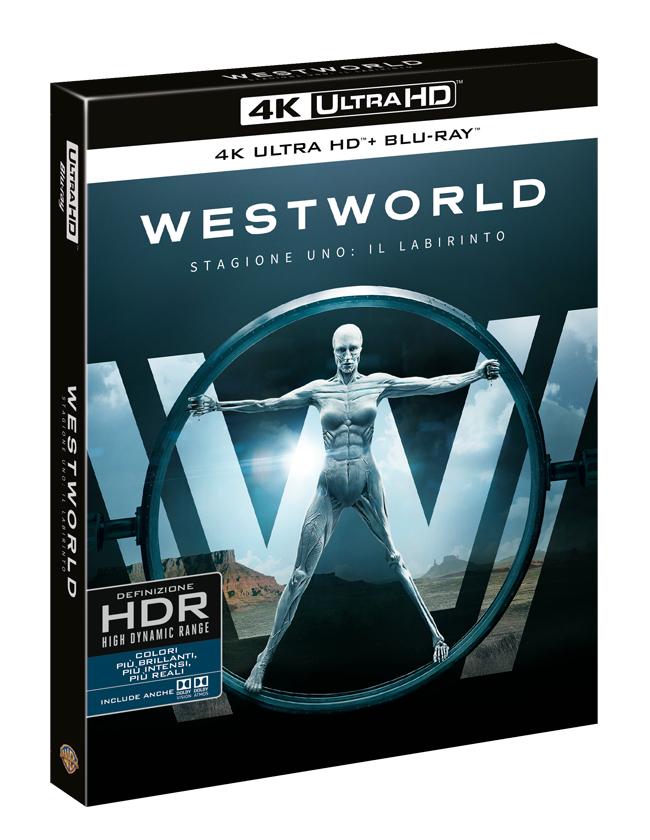 Westworld 4K UHD