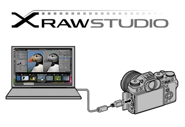 Fujifilm Xraw Studio