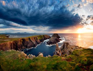 Irlanda Wild Atlantic Way location Star Wars