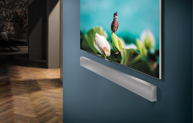 Samsung Sound Bar NW700 Sound +