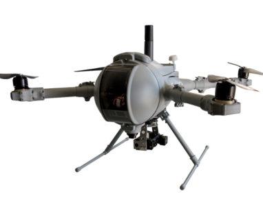 drone IDS Colibrì IA-3 autorizzato dall'ENAC