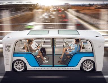 Rinspeed Snap concept car