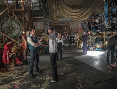 The Greatest Showman Backstage
