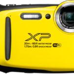 Fujifilm Finepix XP130, nuova compatta outdoor