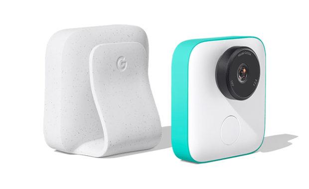 Le videocamere Google Clips sono già sold-out