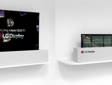Lg Oled rollable