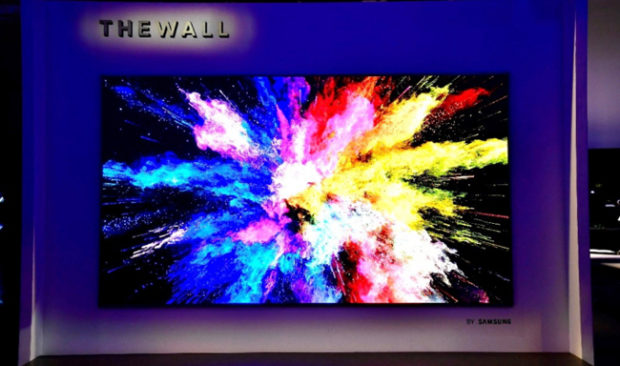 MicroLED e intelligenza artificiale per i TV Samsung del futuro