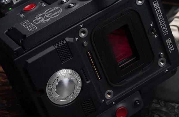 RED Gemini, un sensore 5K spaziale