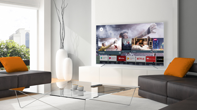 TCL TV SERIE P6