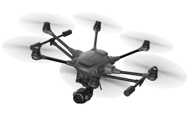 Typhoon H Plus, Firebird FPV e HD Racer, tre nuovi droni da Yuneec