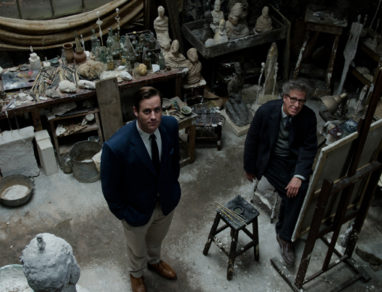Geoffrey Rush e Armie Hammer in Final Portrait, l'arte di essere amici