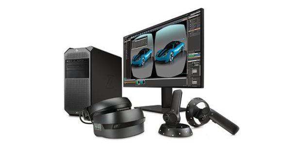HP, nuove workstation Z4 e headset VR 'pro'