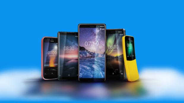 Nokia, quattro smartphone Android e un 'ritorno al passato'