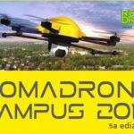 Roma Drone Campus 2018, il paradiso dei droni