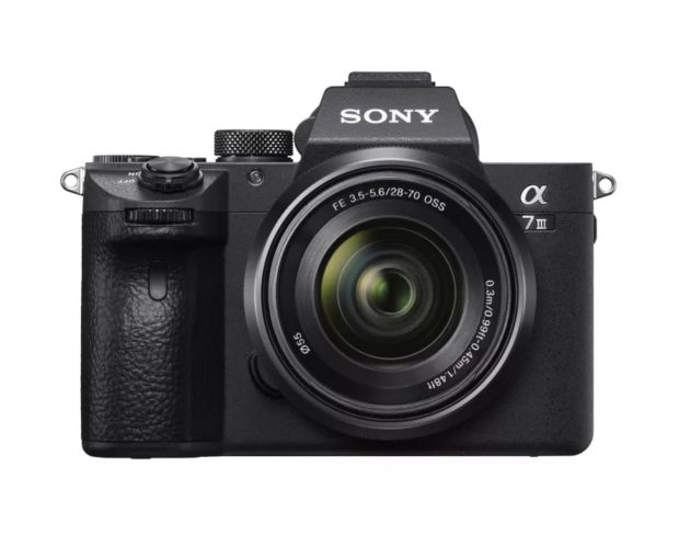 Sony A7III, tutti i dettagli