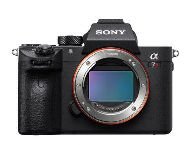 Sony Aplha 7r III
