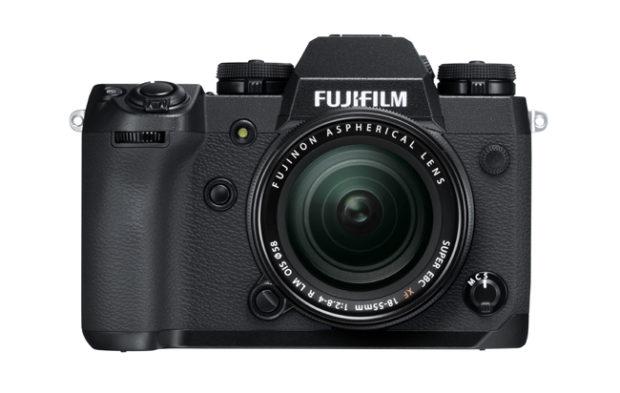 Fujifilm pensa ai videomaker con la mirrorless 4K X-H1