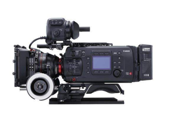 Canon C700 FF, Full Frame da 5,9K al top del sistema Cinema EOS