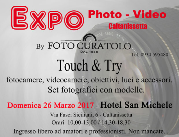 Expo Photo Video a Caltanissetta