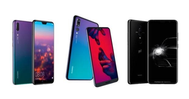 Huawei Mate P20 Series, non solo fotocamera