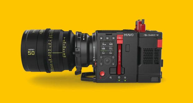 Kinefinity Mavo e Mavo LF per il cinema 6K low-cost