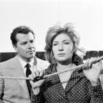 Monica Vitti con Gabriele Ferzetti in L'avventura - Archivio Enrico Appetito