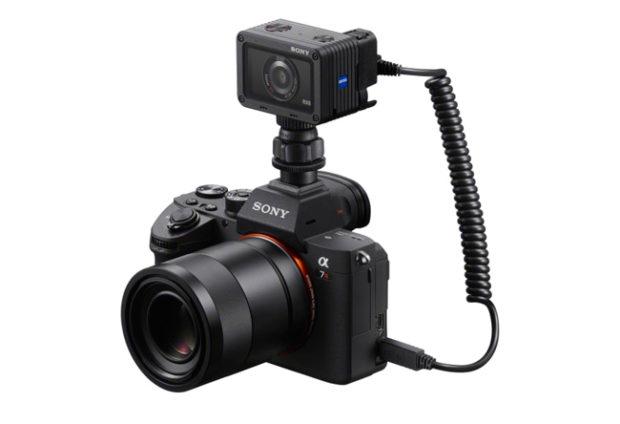 Sony RX0 + VMC-MM2,  dual-camera facile facile