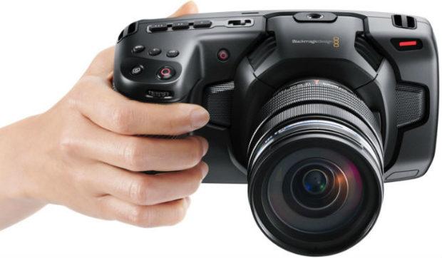 Blackmagic Pocket Cinema Camera si rinnova