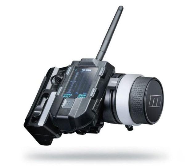 Redrock Micro Commander, controller senza fili per rig Freefly MoVI