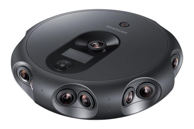 Samsung 360 Round, 17 obiettivi per VR e 3D