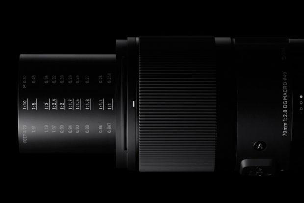Sigma, ecco il 70mm F2.8 DG Macro/Art