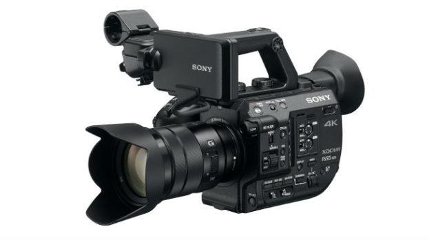 Sony FS5 II, PXW-Z280 e PXW-Z190