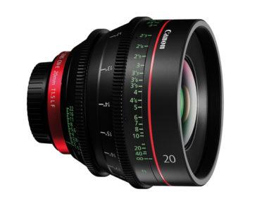 Canon ottica CN-E20mm T1.5 L F