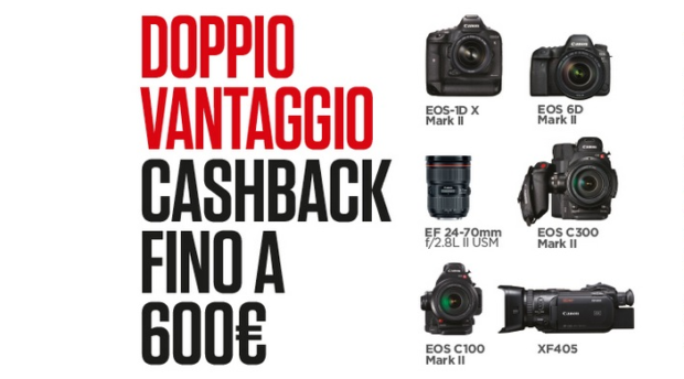 Canon, offerta imperdibile - Tutto Digitale