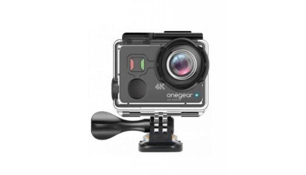 Onegearpro EIS 4K Touch, action-cam 4K economica