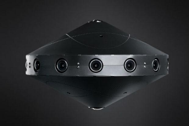 Facebook e RED insieme per il video VR