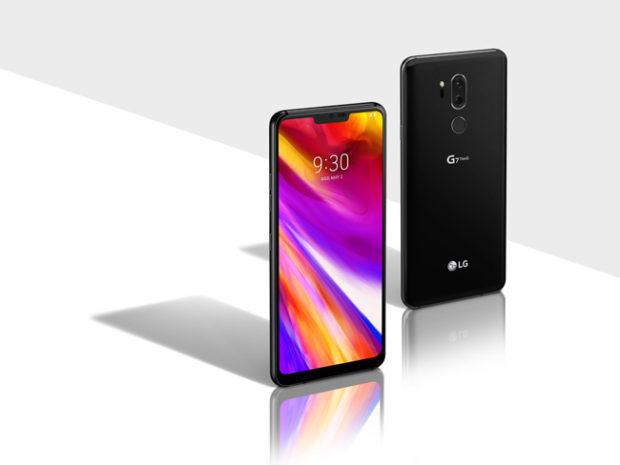 LG G7 ThinQ, top di gamma con IA