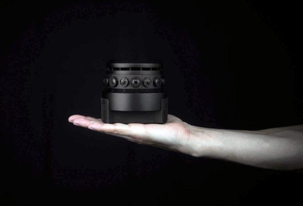 Live Planet, unità 4K Stereoscopica per VR