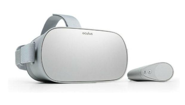 Oculus Go, Virtual reality semplice semplice