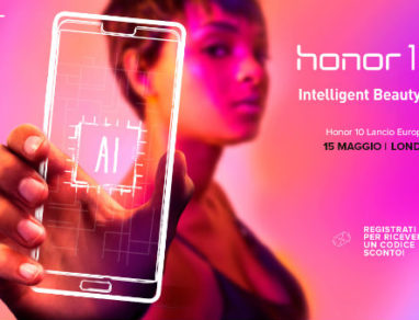 Honor 10 Launch coupon