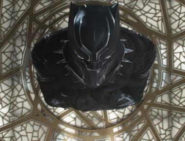 Black Panther Blu-ray 3D