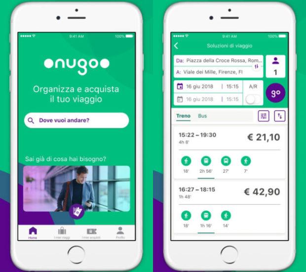 Arriva Nugo, l'assistente di viaggio per smartphone