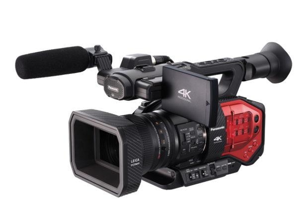 Camcorder 4K Panasonic AG-DVX200
