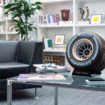 Pirelli Wind Tunnel Tyre by Ixoost, il pneumatico che suona