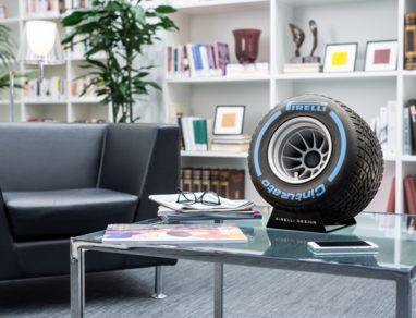 Pirelli Wind Tunnel Tyre by Ixoost