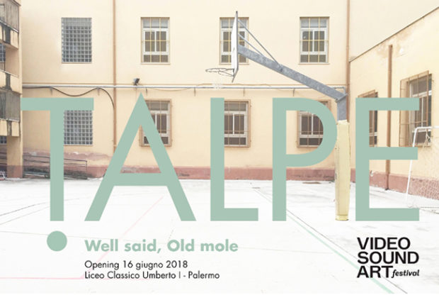 Video Sound Art 2018 a Palermo