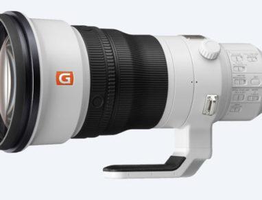Sony G 400mm