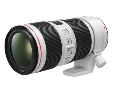 Canon EF70-200mm-f4LISII USM